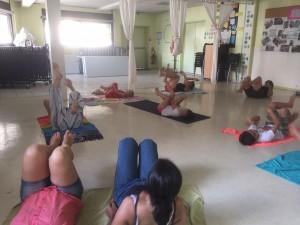 Yoga du rire - 23 juillet