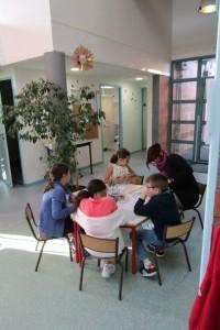 Accueil des enfants du personnel soignant 2