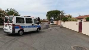 La police municipale dans les quartiers de la ville